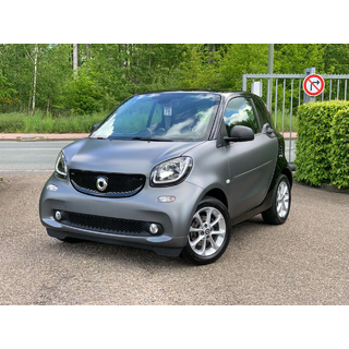 forTwo 0.9 Turbo Passion DCT